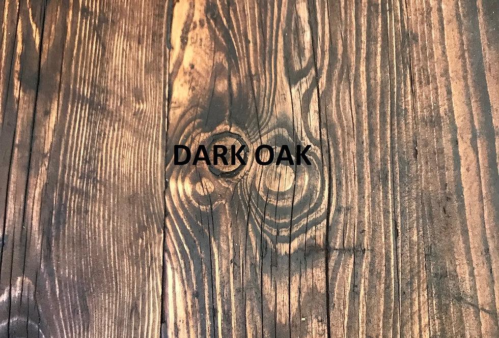 Reclaimed Timber Sample - DARK OAK