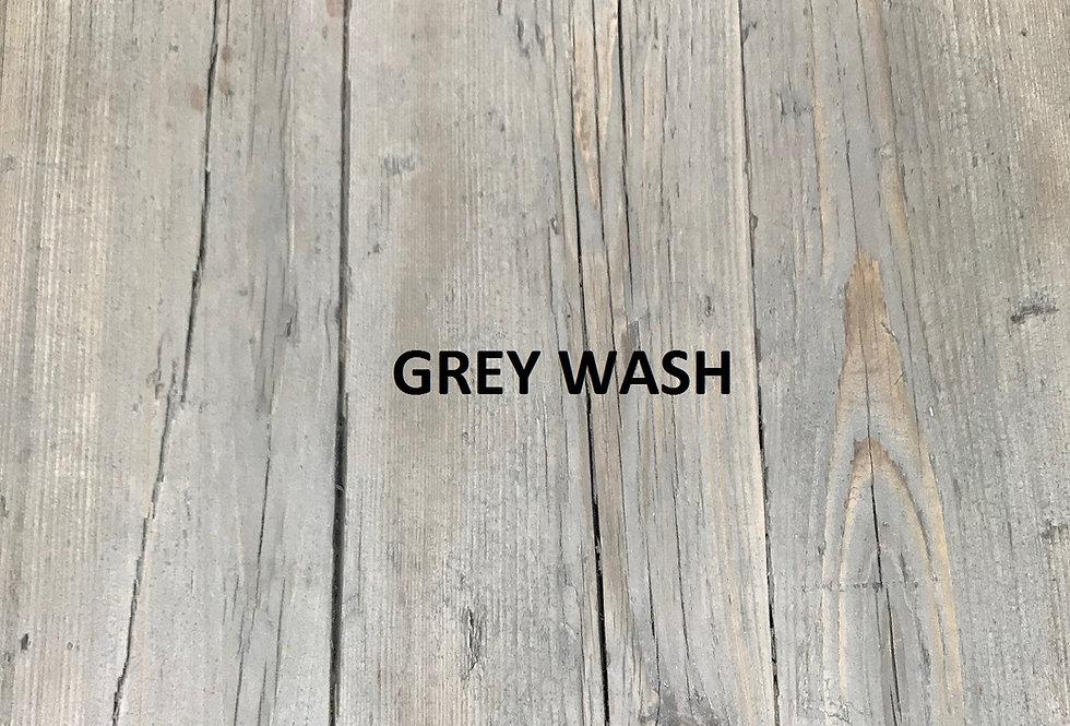 Reclaimed Timber Sample - GREY WASH