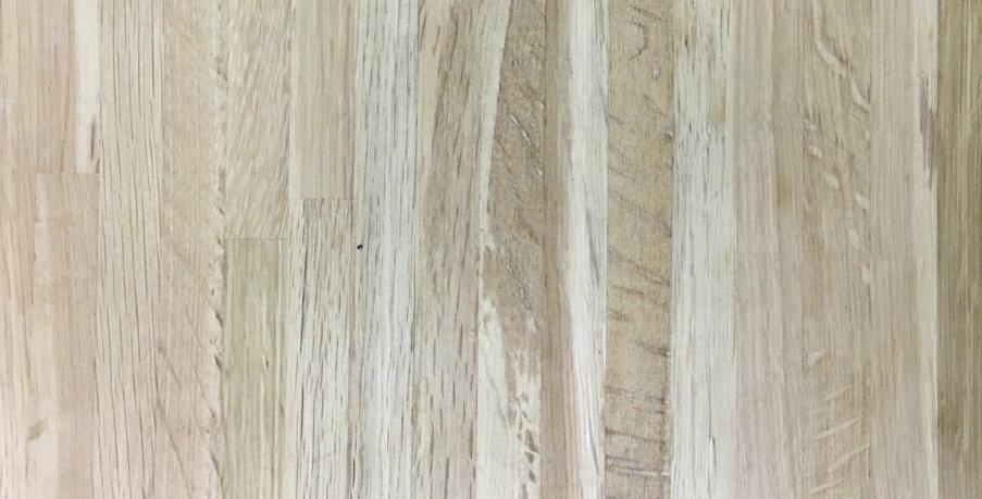 Oak Block Sample - WAX