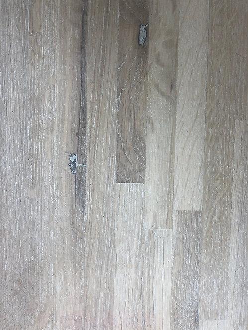 Oak Block Sample -LIMED