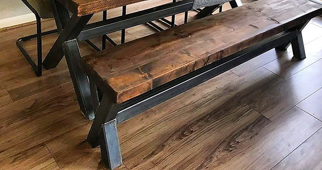 Matching XX Bench for Double X Table - 653