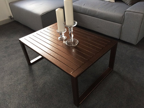 Modern Industrial Chic Copper 'RAD' Coffee Table 290