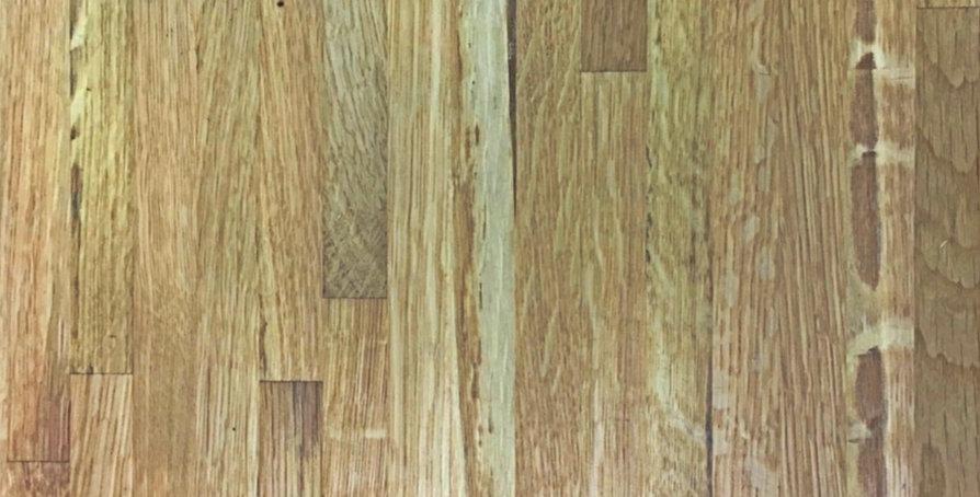 Oak Block Sample - OIL