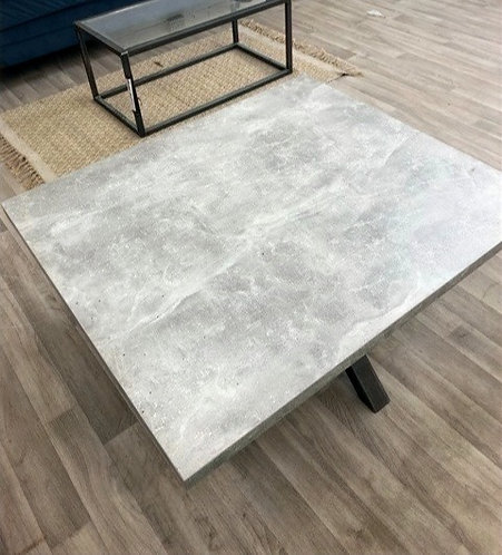 ***IN STOCK*** CONCRETE STYLE COFFEE TABLE