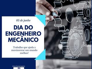 Dia do Engenheiro Mecânico