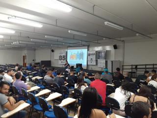 Palestra sobre 'Machine Learning' reúne cerca de 110 pessoas em Sumaré