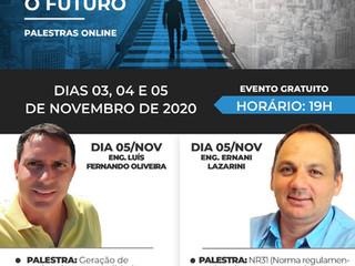 Palestras 05/11/2020