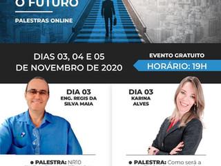 Palestras 03/11/2020