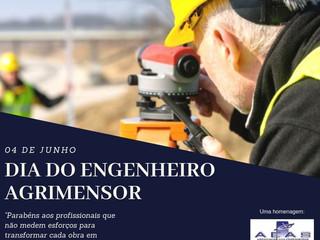 Dia do Engenheiro Agrimensor