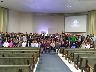 Primeira noite de Encontro Regional de Profissionais da Área Tecnológica reúne cerca de 220 pessoas