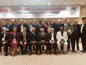 Detalhes do UIA 2020 são aprovados em Seul