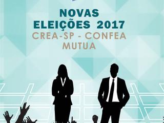 INFORMATIVO - NOVAS ELEIÇÕES 2017