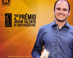 Inscrições abertas para 2º Prêmio Jovem Talento da Construção Civil