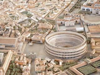 Arqueólogo leva 36 anos para montar maquete precisa da Roma Antiga