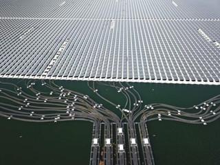 Holanda construirá maior usina solar flutuante da Europa
