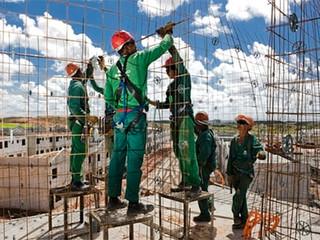 Construção civil pode gerar até 200 mil empregos em 2020