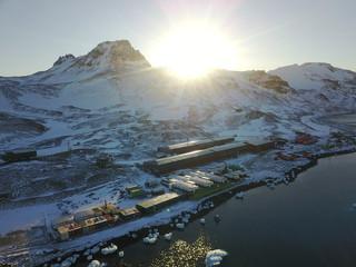A engenharia na Estação Comandante Ferraz na Antártica