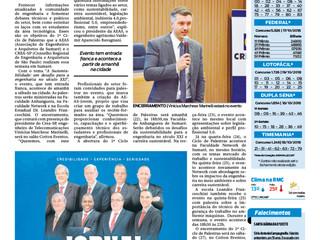 Editorial 21/10/18 - Jornal Tododia