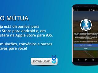 Conheça o App da Mútua.