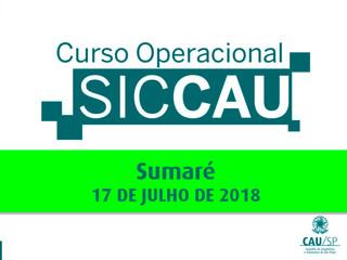Curso Operacional Siccau