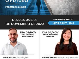 Palestras  04/11/2020