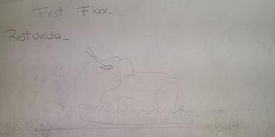 Dibujo de Henry que hice cuando tenía 12 años.