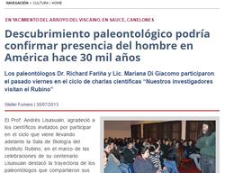 Scientific talk | Local newspaper
