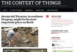 The Context of Things | Blog