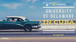 UD ArtCons in Havana, Cuba