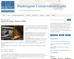 Washington Conservation Guild