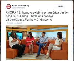 Buen Día Uruguay | Monte Carlo TV