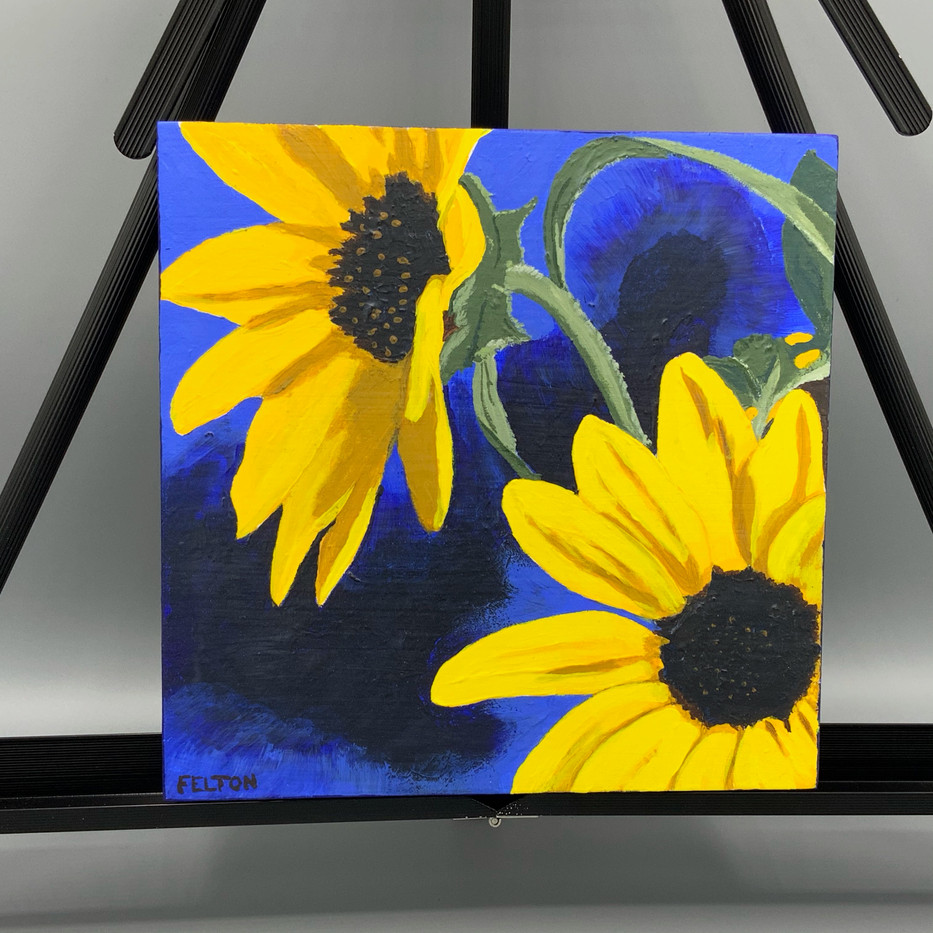 Two Sunflowers_1