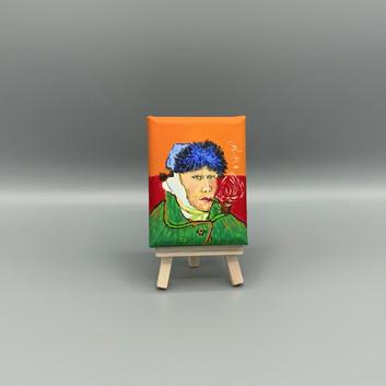 Van Gogh with Bandaged Ear_1