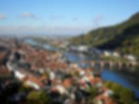 Schloss, heidelberg, castle, germany, view