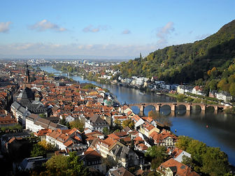 Schloss, heidelberg, castle, germany, view