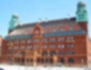 malmo, sweden, port