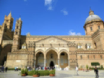 Cattedrale, Palermo, sicily, italy, church