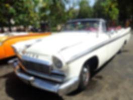 plymouth, convertible, american car, havana, cuba