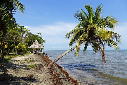 livingston guatemala beach