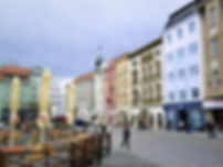 Horni namesti, olomouc, Czech republic