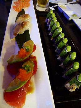 Little Tokyo, LA, sushi, food