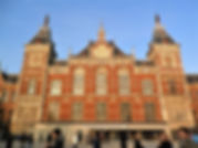 Grand central station, amsterdam, netherlands