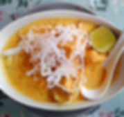 khao soi, thailand, thai food, curry
