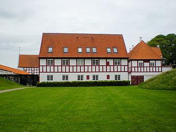 aalborg, denmark, castle, slot