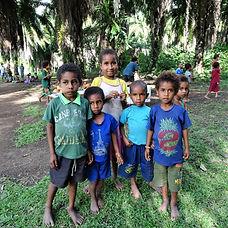 kokoda trail, kokoda track, papua new guinea, jungle, hike, trek, villagers, children, local