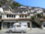 Old town, berat, albania