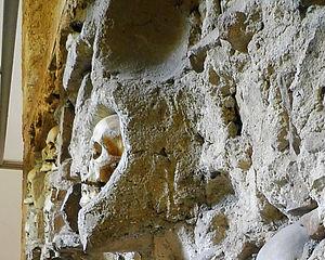 Tower of skulls, nis, serbia