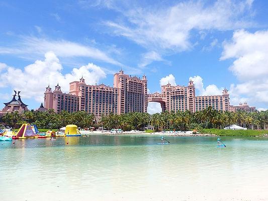 atlantis resort, paradise island, nassau, bahamas