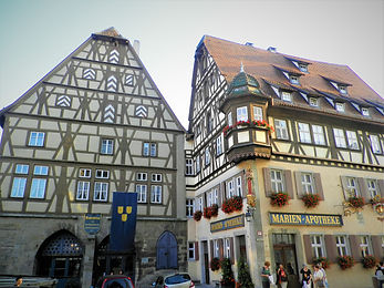 Rothenburg, gothic, germany, medieval