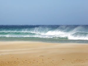 tarifa, waves, windy, spain, beach